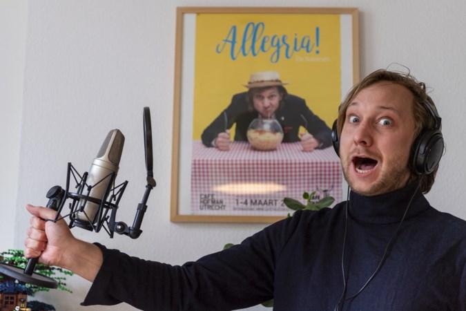 Pubers spreken de taal van hun binnenwereld in een podcast