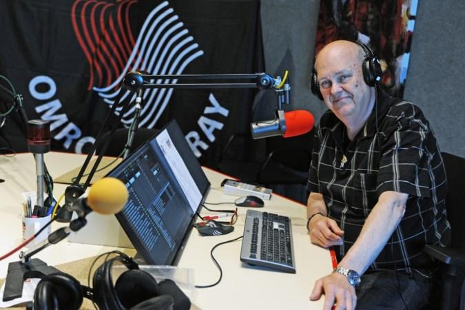 Trucker Jan (70) uit Venray kon niet meer achter het stuur en maakt nu als DJ kilometers in de ether