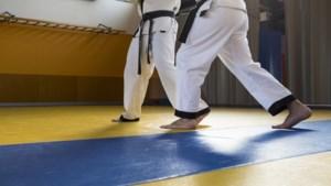 WK judo-pool bij judovereniging Hercules