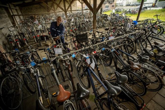 Strijd tegen verkeerd gestalde fietsen in Maastricht: ophalen uit depot straks niet meer gratis