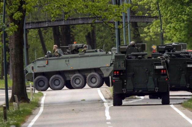 Klopjacht op militair in Belgisch natuurpark zonder succes afgerond