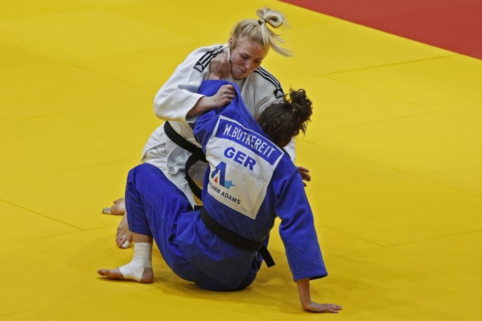 Sanne van Dijke of toch Kim Polling? Laat ze het lekker op de judomat uitvechten