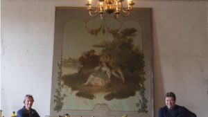 Missie geslaagd: na 35 jaar is een van de grootste kunstschatten van kasteel Borgharen weer thuis
