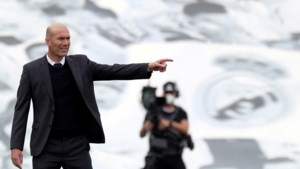 Real Madrid bevestigt vertrek van coach Zidane