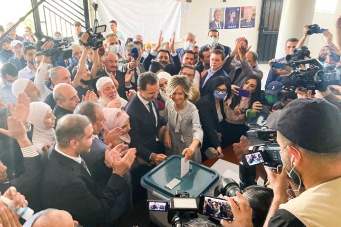 'De Lady Diana van het Midden-Oosten': hoe kun je getrouwd zijn met een dictator?