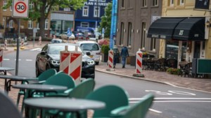Horeca hikt aan tegen niet afgesproken '30-kilometerknip' bij terrassen langs Dorpsstraat in Gulpen