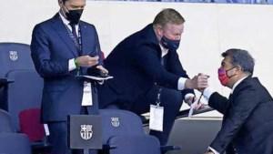 Interne strijd bij FC Barcelona: directeuren kiezen kant Ronald Koeman