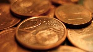 Twee derde van de inwoners van eurolanden wil af van 1 en 2 cent