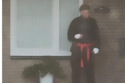 Ninja van Brunssum blijkt verwarde man, door zorginstelling opgevangen