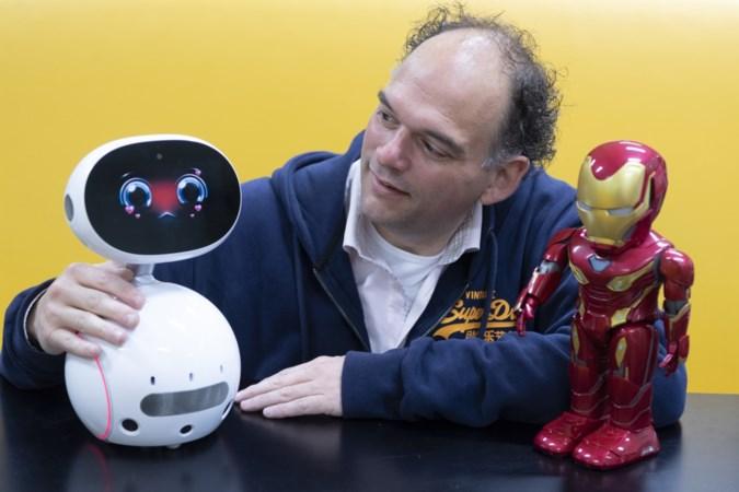 Futuroloog uit Herten: robot wordt huisvriend en geheugen is straks bij te plussen via hersenchip