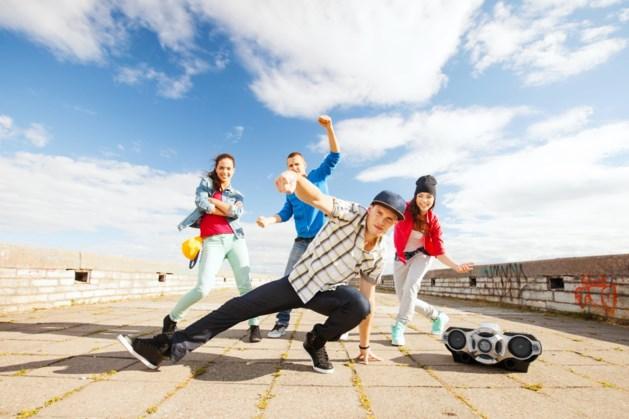 Dansteam The SYG uit Heythuysen en Roermond Europees Kampioen hiphop