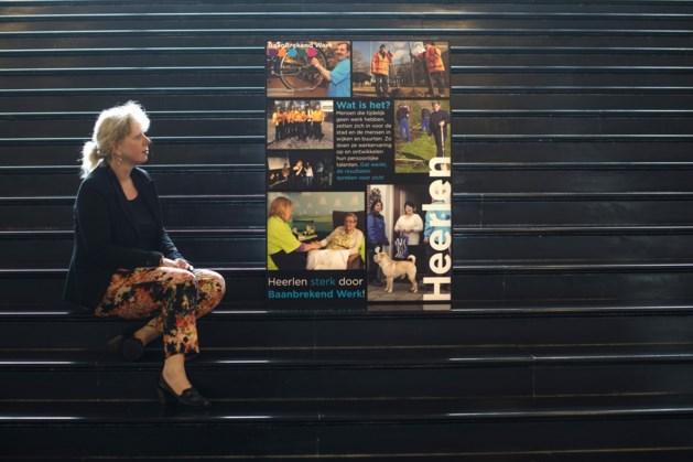 Adriane Keulen is lijsttrekker voor Ouderen Partij Heerlen bij komende gemeenteraadsverkiezingen