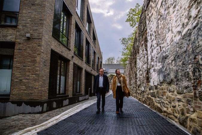 Nieuw wijkje in binnenstad eindelijk klaar: 'Iets waar Maastricht trots op kan zijn'