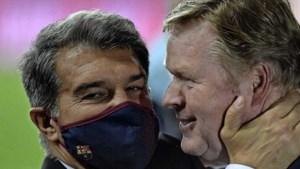 Koeman weet pas volgende week of hij coach van Barcelona blijft