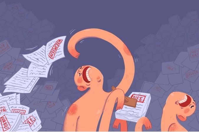 Stortvloed aan manuscripten in deze tijd: help, de uitgever verzuipt!