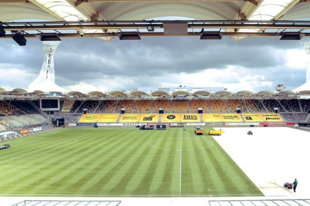 Kunstgras Parkstad Limburg Stadion bijna verleden tijd