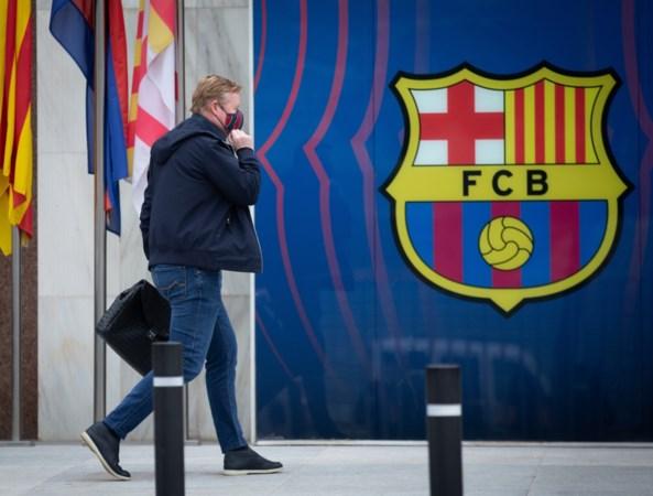 Leo Beenhakker: 'Grof schandaal hoe Barcelona met Ronald Koeman omgaat'