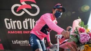 Bernal houdt roze in laatste bergrit Giro, etappezege voor Caruso