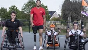 Bladerunner ontmoet rolstoel-handbalinternational in Beek, met de groeten van Dirk Kuyt