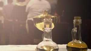 Gratis miswijn proeven hit in Geleen: 'Die witte smaakt naar een likeurtje, van die hele zoete Griekse'
