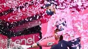Colombiaan Bernal wint met Giro opnieuw grote ronde