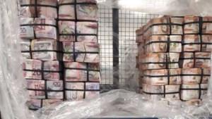 Miljoenen gevonden in appartement: 'Grootste geldvangst ooit in Londen'