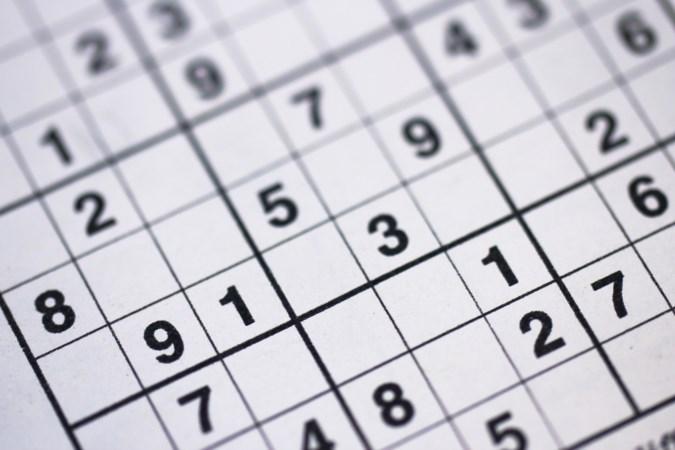 Sudoku 31 mei 2021 (2)