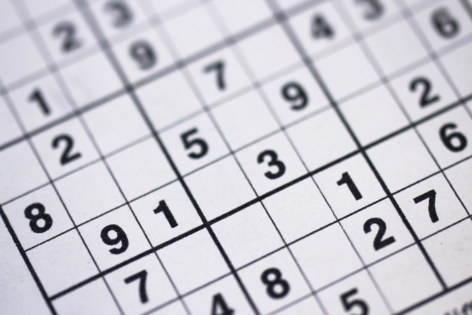 Sudoku 31 mei 2021 (3)