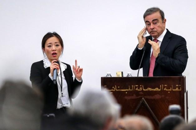 Franse onderzoeksrechters ondervragen Carlos Ghosn in Libanon