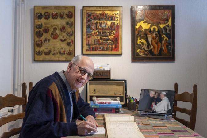 'Pas op dat we migranten niet als uitschot gaan behandelen', waarschuwt pater Frans Thoolen (71) uit Sint Joost