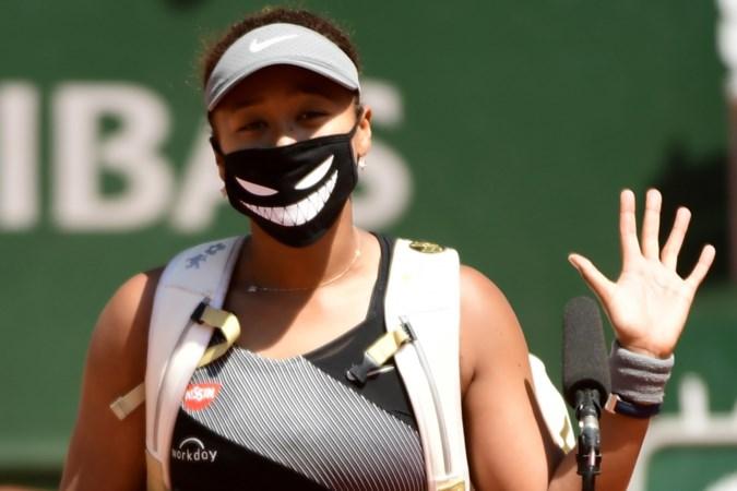 Naomi Osaka trekt zich terug uit Roland Garros na tumult over persboycot