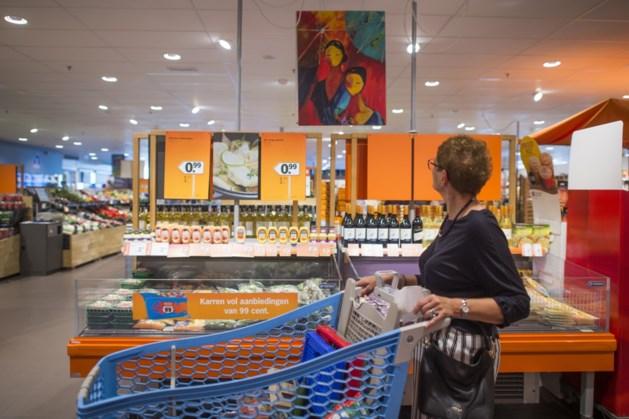 Kunstwerken te zien in supermarkten Sittard-Geleen