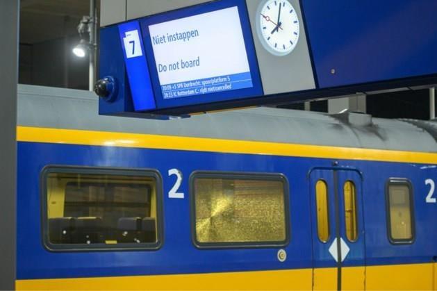 Treinverkeer weer opgestart, dinsdag weer normale dienstregeling
