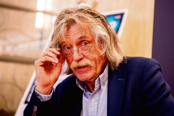 Johan Derksen: De man die overal schijt aan heeft