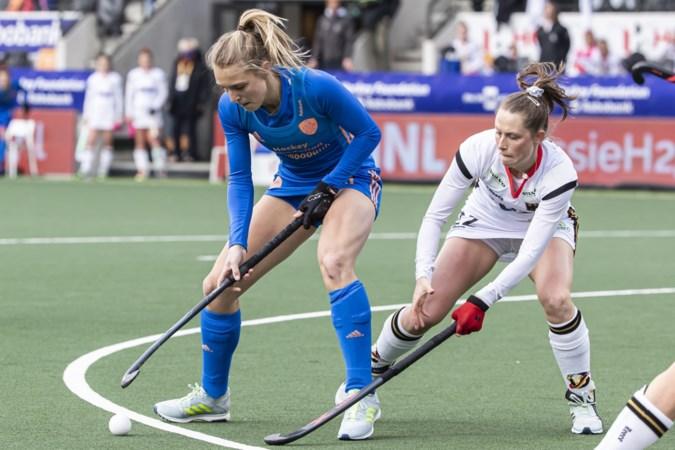 Kyra Fortuin uit Maastricht valt af voor EK-hockey