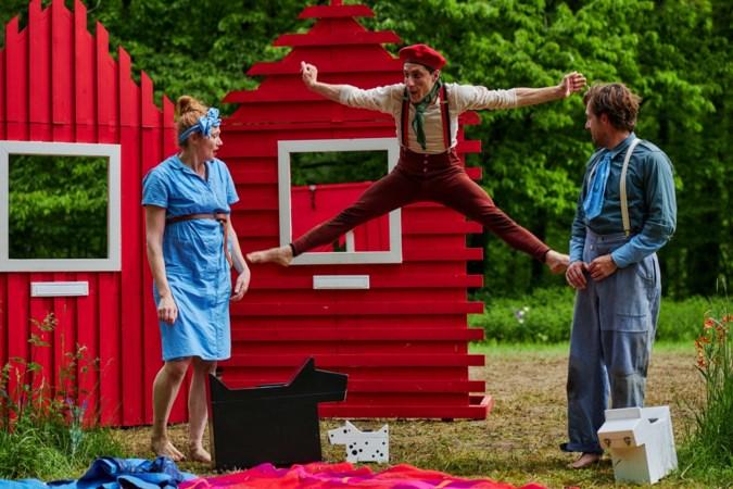 Landelijke tv-primeur voor Limburgse Sally Dansgezelschap en theater Het Laagland met Vreemde Eend