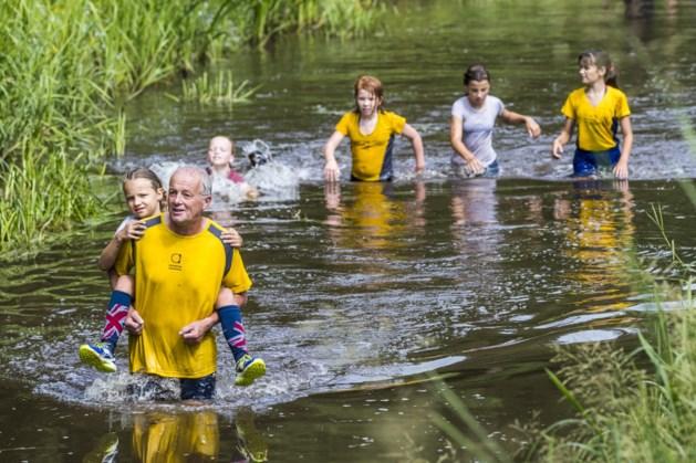 Horst krijgt een nieuwe obstacle run voor kids in de geest van Vera's Vettige Vijf
