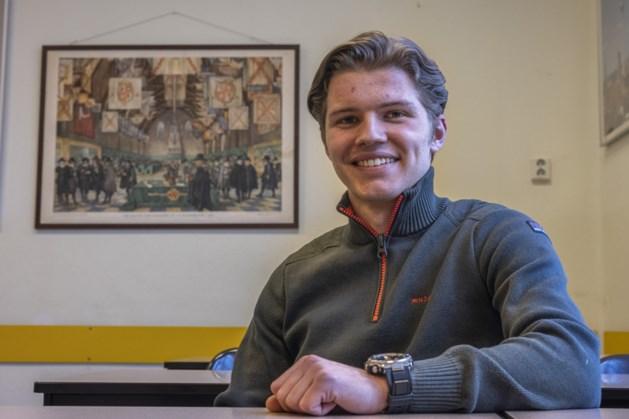 CDA'er Max Housen (19) is jongste commissielid van Heerlen