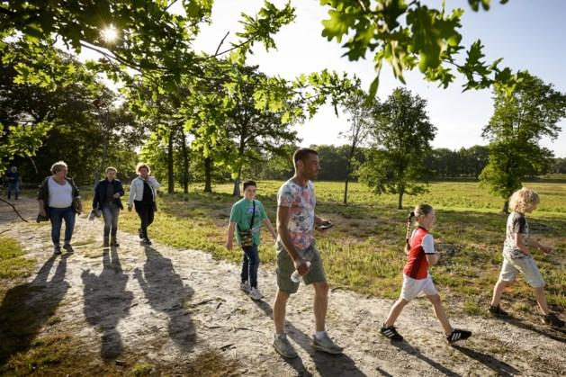 Met alternatieve wandelvierdaagse in Berg herleeft oude traditie