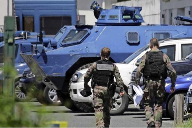 Voortvluchtige Franse ex-militair uitgeschakeld na zoektocht