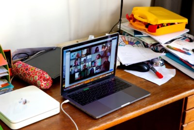 Thuiswerken op zijn retour: meer Limburgers bezoeken weer kantoor