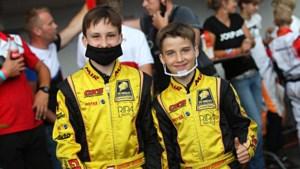 Toptalent Mees Houben uit Heerlen triomfeert tijdens EK karten op Adria Raceway