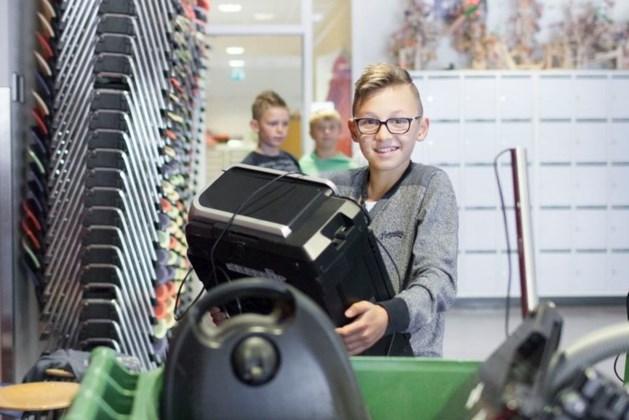 De E-waste Race: basisscholen uit gemeenten Venray, Peel en Maas en Horst halen elektronisch afval op