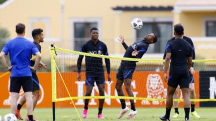 Frank de Boer: 'Nog geen keuze gemaakt over de nieuwe eerste doelman'