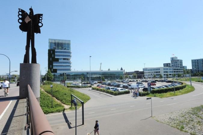 Weerdtoren op Maaswaard Venlo komt er alsnog: parkeerplaats wordt woontoren