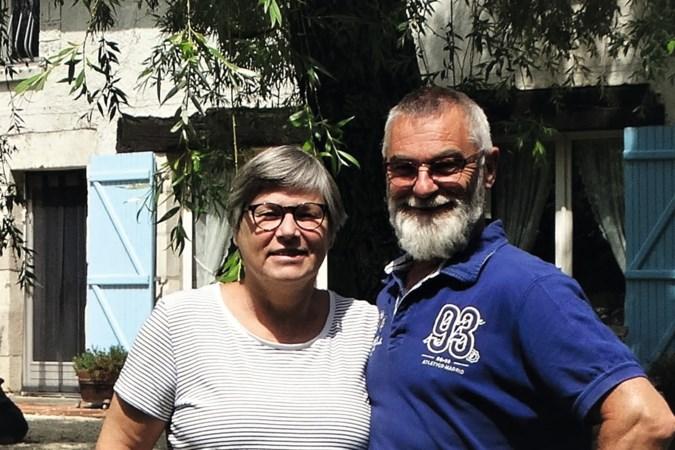 Guus en Julie uit Sittard runnen een toeristenverblijf in Frankrijk: 'Nu doen we waar we zin in hebben'