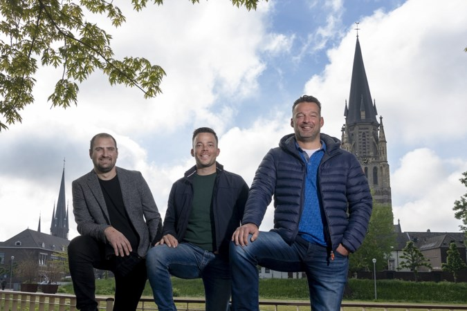 Drie Sittardenaren in hart en nieren willen vastelaoves-liefde weer aanwakkeren