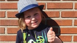 Lucas (5) uit Sittard in het zonnetje gezet door stichting Opkikker