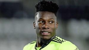 Standpunt UEFA ongewijzigd na verhaal Ajax-keeper André Onana in beroep tegen schorsing
