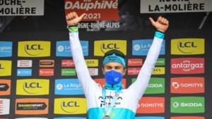 Loetsenko wint tijdrit in Dauphiné, Pöstlberger blijft leider
